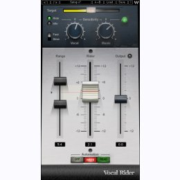 Vocal Rider SoundGrid