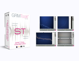 GRM Tools Spectral Transform 3