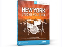 New York Studios Vol.3 SDX