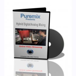 Hybrid Digital-Analog Mixing