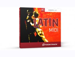 Latin EZkeys MIDI