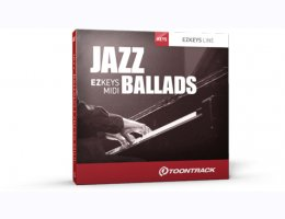 Jazz Ballads EZkeys MIDI