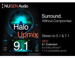 Halo Upmix 9.1 extension