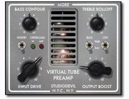 Virtual Tube Preamp