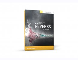 Ambient Reverbs EZmix Pack