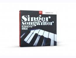 Singer-Songwriter EZkeys MIDI