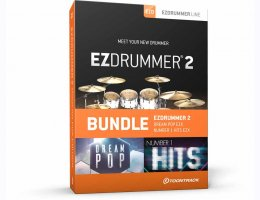 EZdrummer 2 Modern Pop Edition