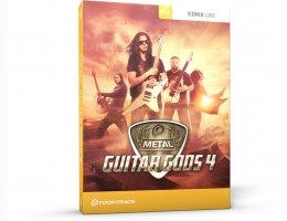 Metal Guitar Gods 4 EZmix Pack