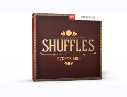Shuffles EZkeys MIDI
