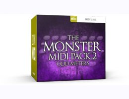 Monster MIDI Pack 2 Odd Meters