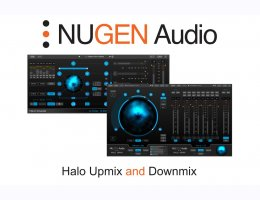 Halo Upmix and Halo Downmix