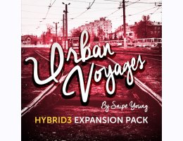 Urban Voyages by Snipe Young for Hybrid 3