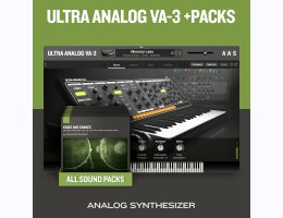 Ultra Analog VA-2 & Packs