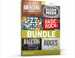 Essential Drums MIDI 6 Pack