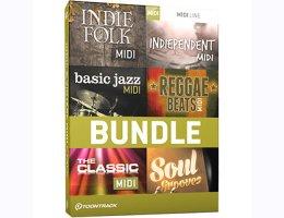 Indie & Vintage MIDI 6 Pack