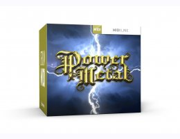Power Metal MIDI