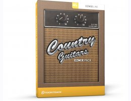 Country Guitars EZmix Pack