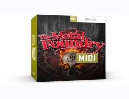 The Metal Foundry MIDI