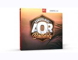 AOR Ballads EZkeys MIDI