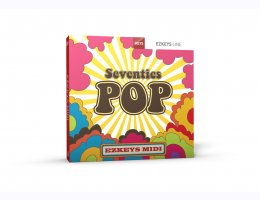Seventies Pop EZkeys MIDI