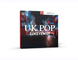UK Pop EZkeys MIDI