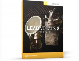 Lead Vocals 2 EZmix Pack