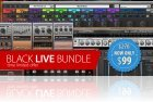 Black Live Guitar & Bass Bundle