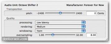 Audiowish Octave Shifter 2