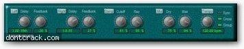 Big Tick Audio Dual Delay