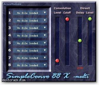 AcousModules SimpleConvo 88X