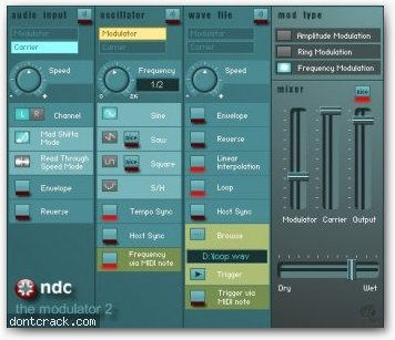 Ndc Plugs The Modulator 2