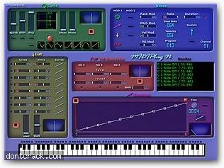 AcousModules MIDIPlug V
