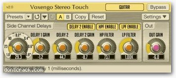 Voxengo Stereo Touch