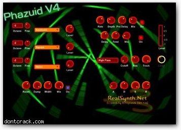 RealSynth.Net Phazuid V4