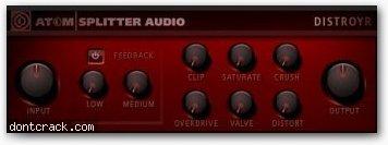 Atom Splitter Audio Distroyr