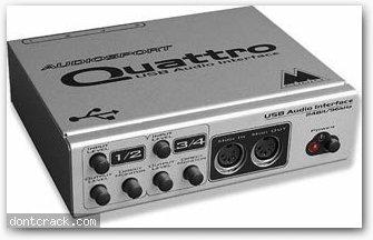 M-Audio Quattro USB Driver