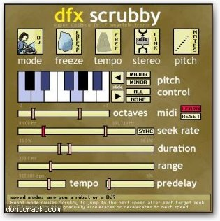 Super Destroy FX Scrubby