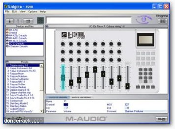 M-Audio M-audio Enigma