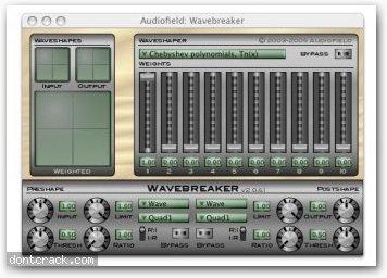 Audiofield Wavebreaker