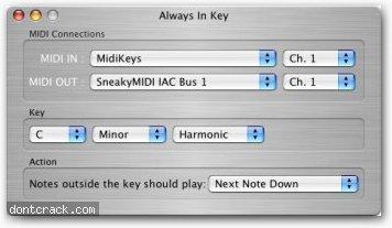 Xmidi Always In Key