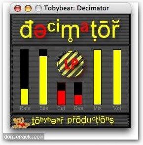 Tobybear Decimator
