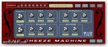 Big Tick Audio Cheeze Machine