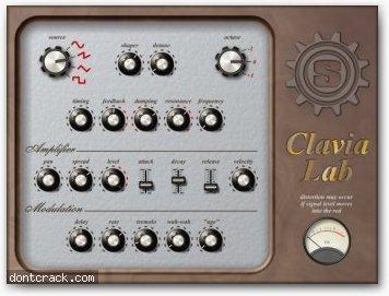 Simple-Media Clavia Lab
