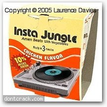 Laurence Davies InstaJungle