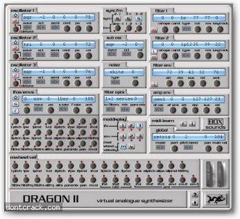 Boxsounds Dragon II