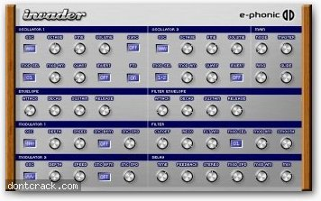 E-phonic Invader