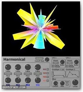 Ndc Plugs Harmonical