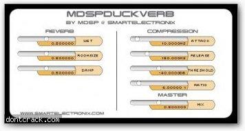 SmartElectronix MdspDuckVerb