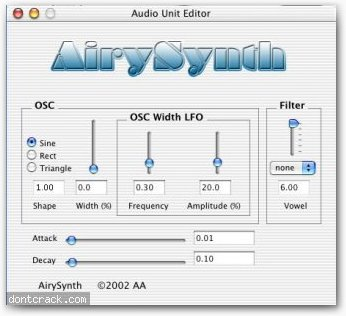 Airy André AirySynth