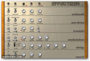 Genuine Soundware Effectizer